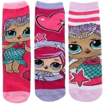 Accesorios Niña Calcetines Lol LOL18-256 Rosa