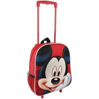 Bolsos Niño Mochila Disney 2100001951 Rojo