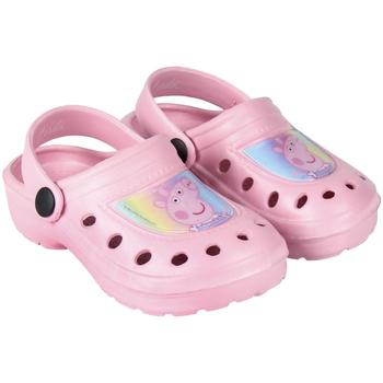 Zapatos Niña Zuecos (Clogs) Peppa Pig 2300004298 Rosa