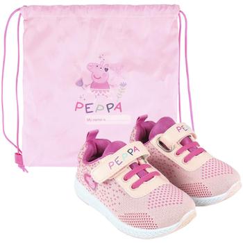 Zapatos Niña Zapatillas bajas Peppa Pig 2300004618 Rosa
