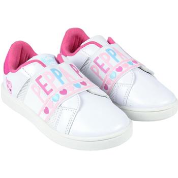Zapatos Niña Zapatillas bajas Peppa Pig 2300004407 Blanco