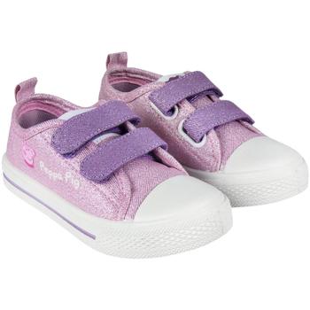 Zapatos Niña Zapatillas bajas Peppa Pig 2300004340 Rosa