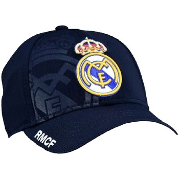 Accesorios textil Hombre Gorra Real Madrid RM3GO12 NAVY Azul