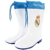 Zapatos Niño Botas de agua Real Madrid RM12976 Blanco