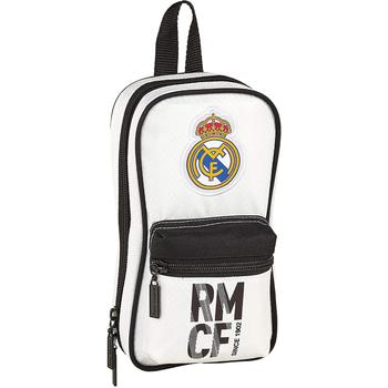 Bolsos Niño Neceser Real Madrid 411854847 Blanco
