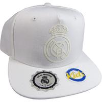 Accesorios textil Niños Gorra Real Madrid RM3GO9P BLANCA JUNIOR Blanco