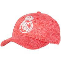 Accesorios textil Gorra Real Madrid RMG018 CORAL MELANGE Rojo