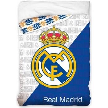 Casa Niños Funda de edredón Real Madrid RM192011 Azul