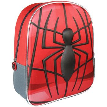 Bolsos Niño Mochila Spiderman 2100002089 Rojo