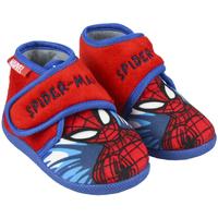 Zapatos Niños Pantuflas Spiderman 2300004560 Rojo