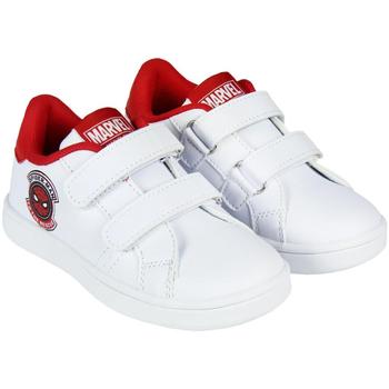 Zapatos Niño Zapatillas bajas Spiderman 2300004066 Blanco