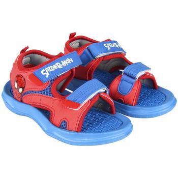Zapatos Niños Sandalias Spiderman 2300004400 Azul
