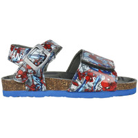 Zapatos Niño Sandalias Spiderman 2300003857 Gris