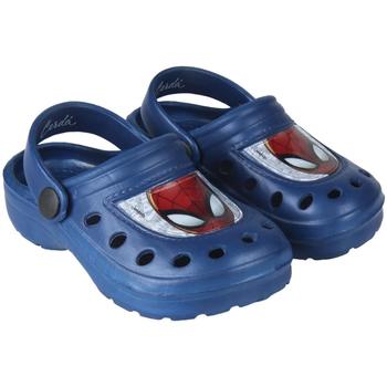 Zapatos Niño Zuecos (Clogs) Spiderman 2300004300B Azul