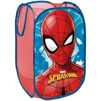 Casa Niños Baúles, cajas de almacenamiento Spiderman SM11589 Azul