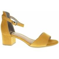 Zapatos Mujer Sandalias Jana 882831424627 Amarillos