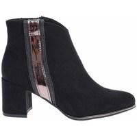 Zapatos Mujer Botines Marco Tozzi 222503931098 Negros