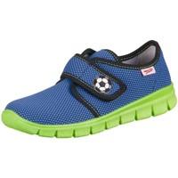 Zapatos Niños Zapatillas bajas Superfit Bobby Water Kombi Textil Azul