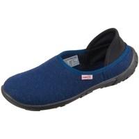 Zapatos Niños Pantuflas Superfit Lucky Azul marino