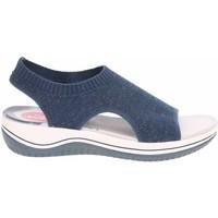 Zapatos Mujer Sandalias Jana 882872836805 Azul marino