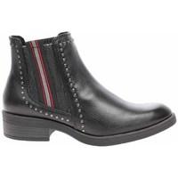 Zapatos Mujer Botas de caña baja Marco Tozzi 22535733 Negros