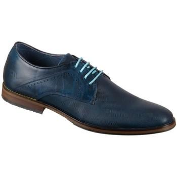 Zapatos Hombre Derbie Bullboxer 848K20083ACABLSU10 Azul marino