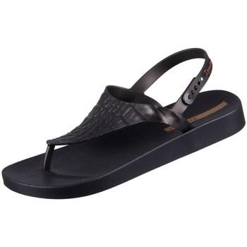 Zapatos Mujer Sandalias Ipanema Caiman Negros