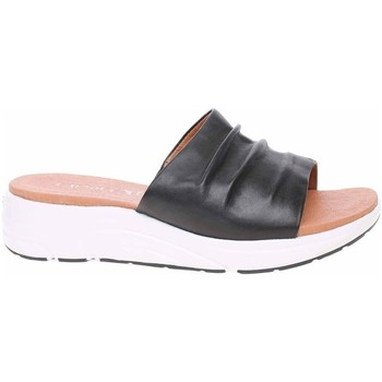 Zapatos Mujer Zuecos (Mules) Caprice 992720326022 Negros