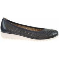Zapatos Mujer Bailarinas-manoletinas Caprice 992215524876 Negros