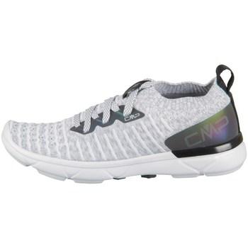 Zapatos Mujer Zapatillas bajas Cmp Halnair Blanco, Grises