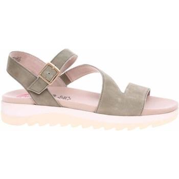 Zapatos Mujer Sandalias Jana 882860026727 Verde olivo