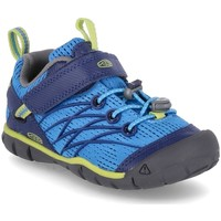 Zapatos Niño Senderismo Keen Chandler Cnx Azul