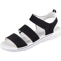 Zapatos Niña Sandalias Ricosta Delia Negros