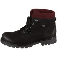 Zapatos Mujer Botas de caña baja Remonte Dorndorf D747604 Negros, Rojo burdeos
