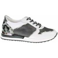 Zapatos Mujer Zapatillas bajas Remonte Dorndorf R251281 Blanco, Negros