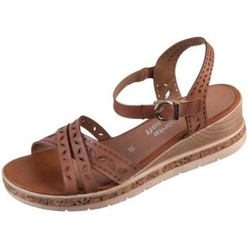 Zapatos Mujer Sandalias Remonte Dorndorf D305524 Marrón