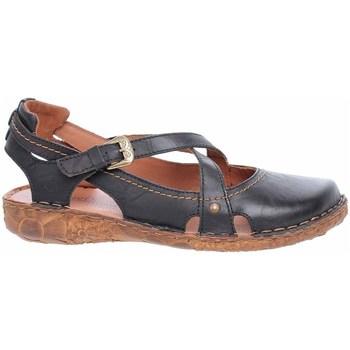 Zapatos Mujer Sandalias Josef Seibel 7951395100 Negros