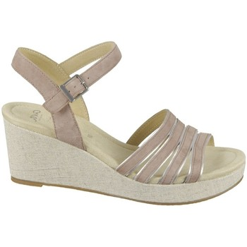 Zapatos Mujer Sandalias Ara Riccione HS Beige