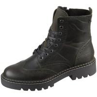 Zapatos Mujer Botas de caña baja Bullboxer 576M80665ADGNBTD80 Grafito