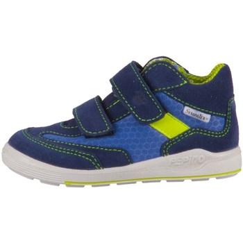 Zapatos Niño Zapatillas altas Ricosta Rico Azul, Azul marino