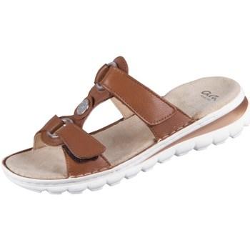 Zapatos Mujer Zuecos (Mules) Ara Tampa Marrón
