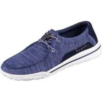 Zapatos Hombre Mocasín Bugatti Quasar Exco Azul