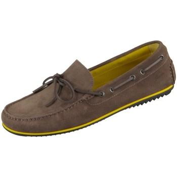 Zapatos Hombre Mocasín Sioux Naples Marrón