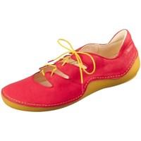 Zapatos Mujer Zapatillas bajas Think Kapsl Fire Rojos