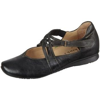 Zapatos Mujer Zapatillas bajas Think Chilli Negros