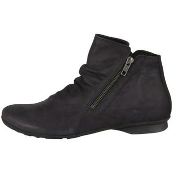Zapatos Mujer Botas de caña baja Think Keshuel Negros