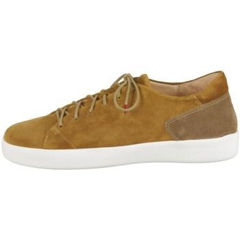 Zapatos Hombre Zapatillas bajas Think Joeking Beige, Color de miel