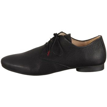 Zapatos Mujer Zapatillas bajas Think Guad Texano Calf Veg Negros