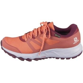 Zapatos Mujer Zapatillas bajas Salomon Trailster 2 Gtx W De color naranja