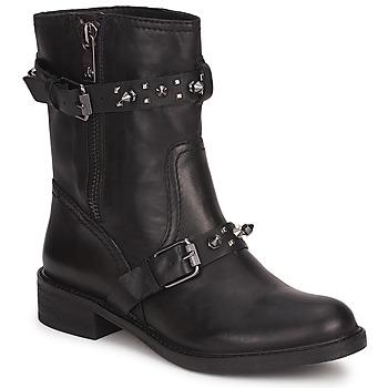 Zapatos Mujer Botas de caña baja Sam Edelman ADELE Negro